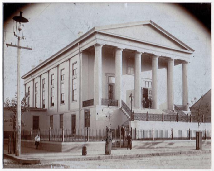 very old church photo